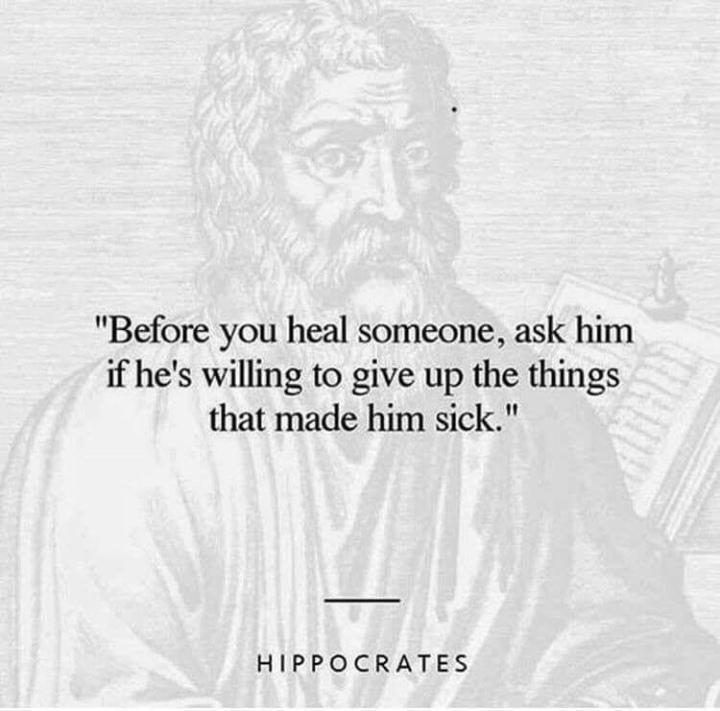 Healing starts withHealing